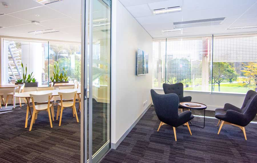 Offices On Light space rental in adelaide cbd